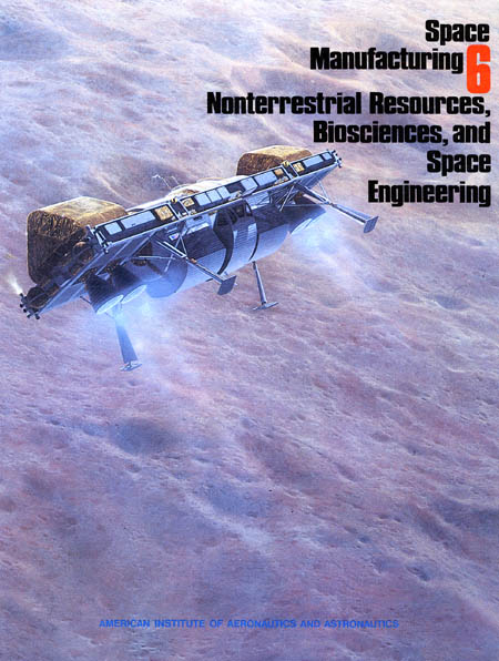 Space Manufacturing 6 cover