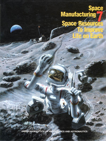 Space Manufacturing 7 cover