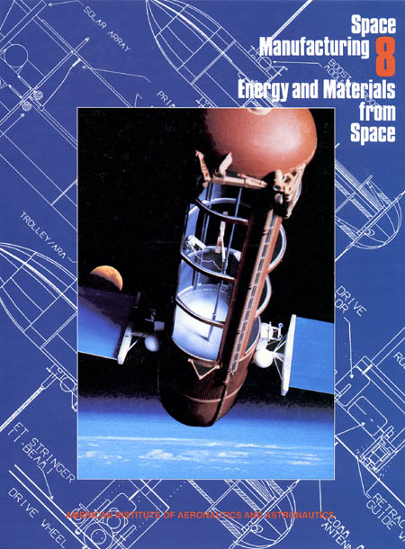 Space Manufacturing 8 cover