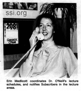Space Studies Institute Q 1 1982 Newsletter image Erin Medlicott