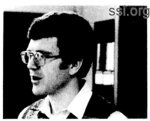 Space Studies Institute Newsletter 1983 Q1 image 2 Lee Snively