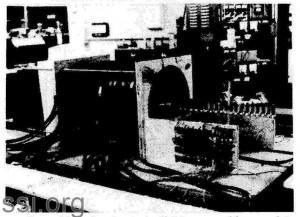 Space Studies Institute Newsletter 1983 Q3 image 5 Mass Driver