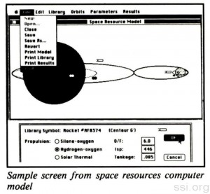 Space Studies Institute Newsletter 1989 May June image 6