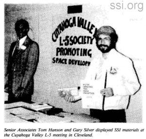 Space Studies Institute Newsletter 1984 JanFeb image 4