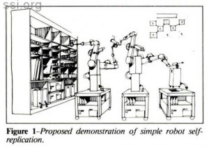 Space Studies Institute Newsletter 1985 MayJune image 1