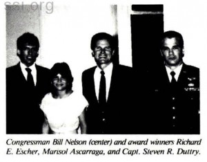 Space Studies Institute Newsletter 1985 MayJune image 6
