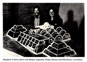 Space Studies Institute Newsletter 1986 MayJune image 1 biosphere