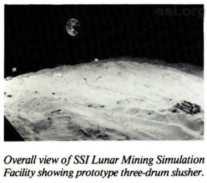 Space Studies Institute Newsletter 1988 MarFeb image 4