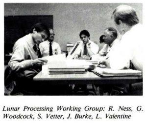 Space Studies Institute Newsletter 1988 MayJune image 1