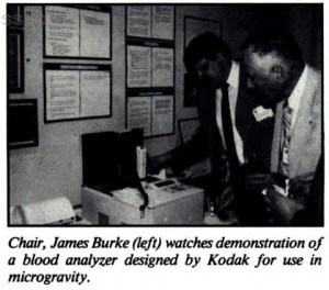 Space Studies Institute Newsletter 1989 JulyAugust image 5