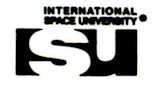 Space Studies Institute Newsletter 1989 July August ISU logo