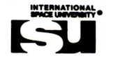 Space Studies Institute Newsletter 1989 July August ISU logo