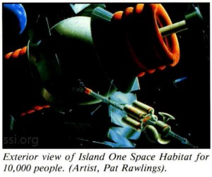Space Studies Institute Research 1990 image 16