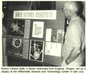 Space Studies Institute  Newsletter 1983 Q4 image 13