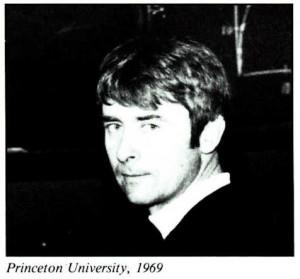 Gerard K. O'Neill Princeton University 1969