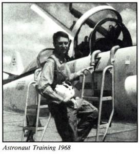 Gerard K. O'Neill Astronaut Training 1968