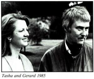 Gerard K. O'Neill and Tasha O'Neill 1985