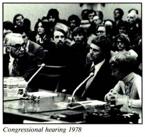 Gerard K. O'Neill  Congressional Hearings 1978. K. Eric Drexler in picture