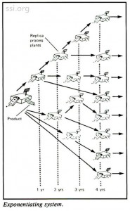 Space Studies Institute  Newsletter 1993 MarApr image 4