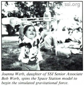 Space Studies Institute Newsletter 1993 MayJun image 14