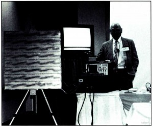 Space Studies Institute Newsletter 1994 Jul-August Bill Brown Wireless demo