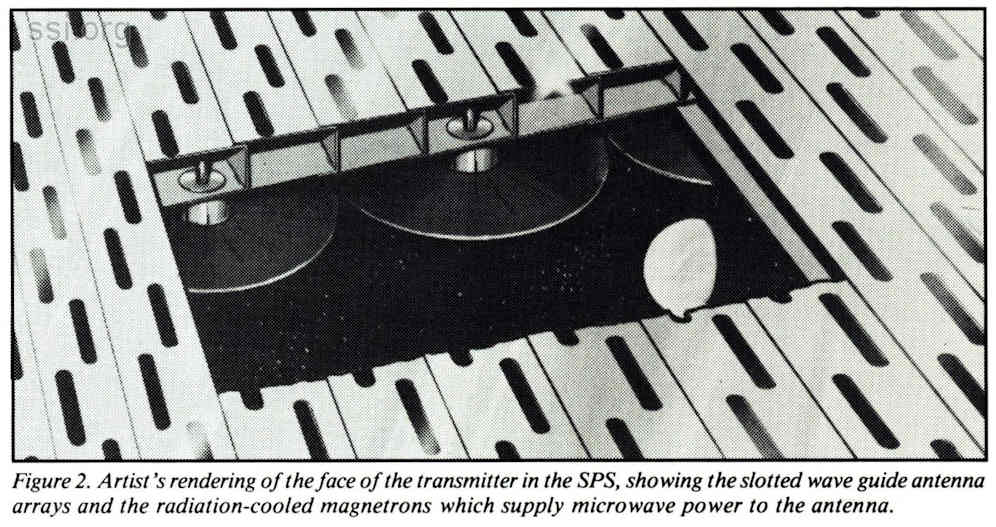 Space Studies Institute Newsletter 1994 Sep-Oct image 4 power beaming