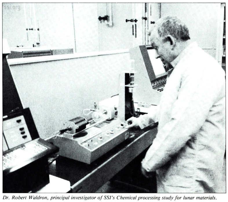 Space Studies institute Newsletter 1995 Q4 image 13