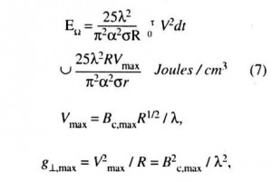 Space Studies Institute Newsletter 1996 010203 image 11 equation