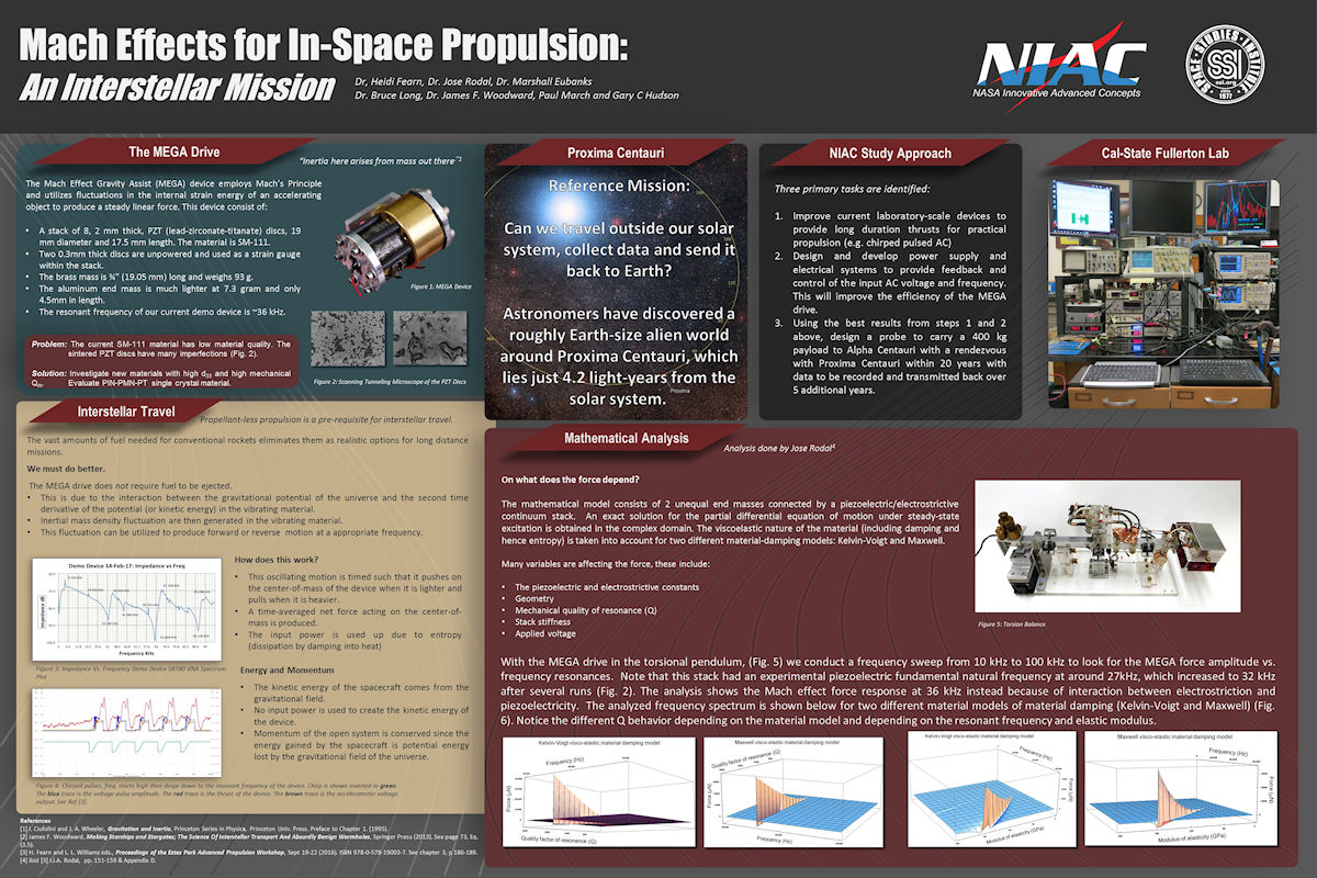SSI NIAC 2017 Overview Poster