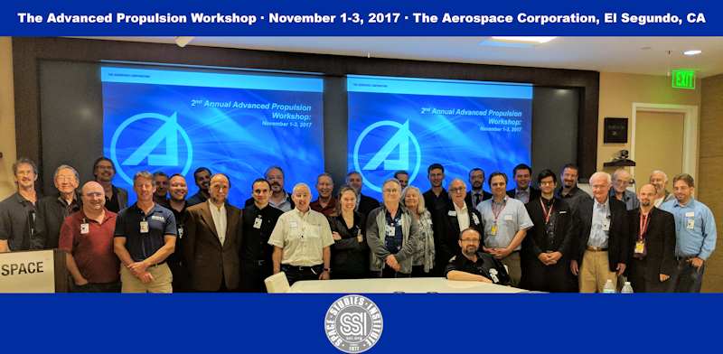 2017 Advanced Propulsion Workshop Group