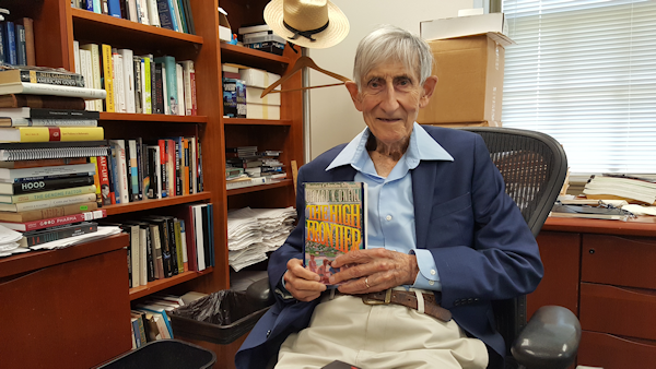 Freeman Dyson and The High Frontier